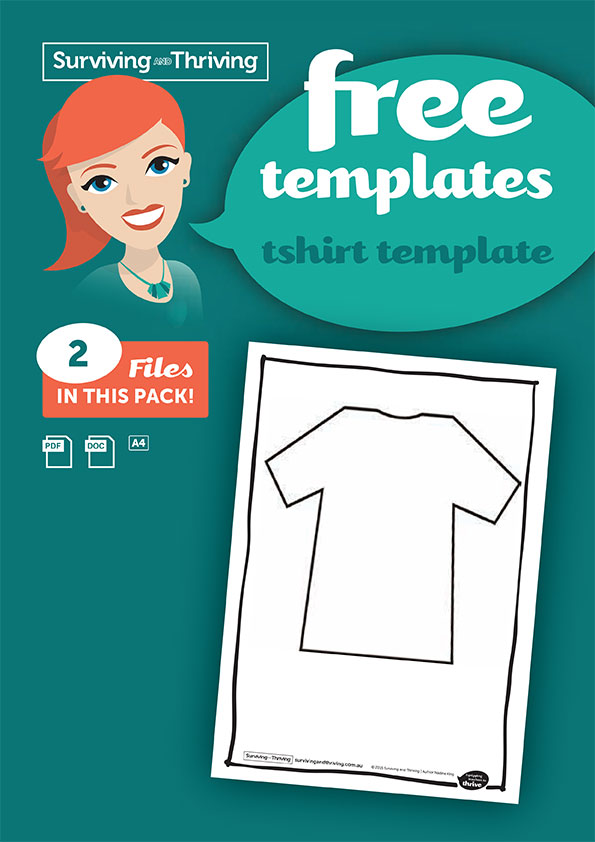 surviving-and-thriving-beginning-of-the-year-tshirt-template