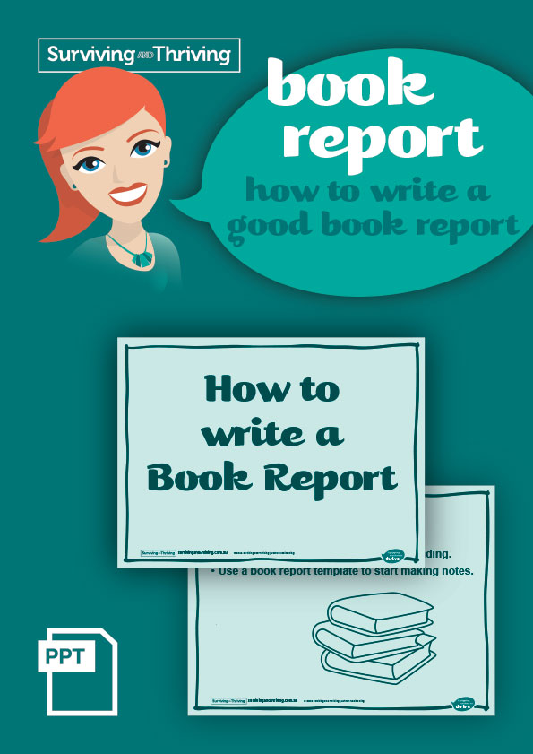 surviving-and-thriving-book-report-how-to-write-a-good-book-report