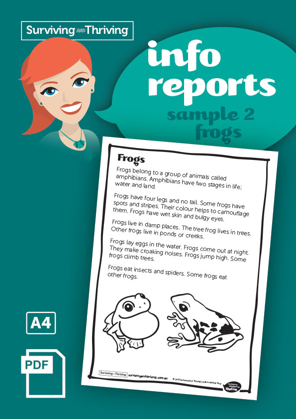 surviving-and-thriving-information-report-sample-2-frogs
