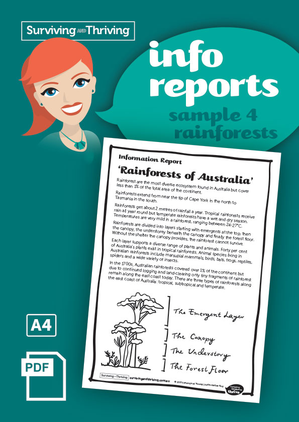 surviving-and-thriving-information-report-sample-4-rainforests