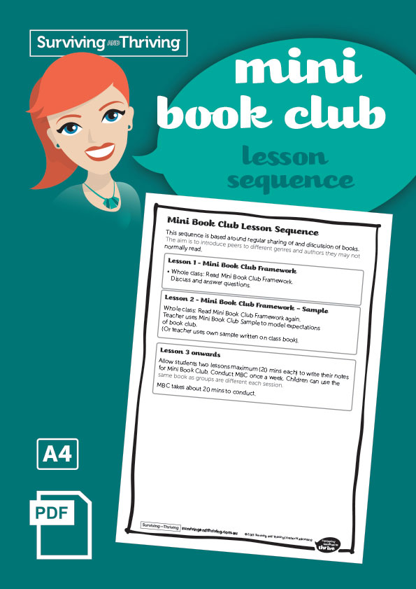 surviving-and-thriving-mini-book-club-lesson-sequence