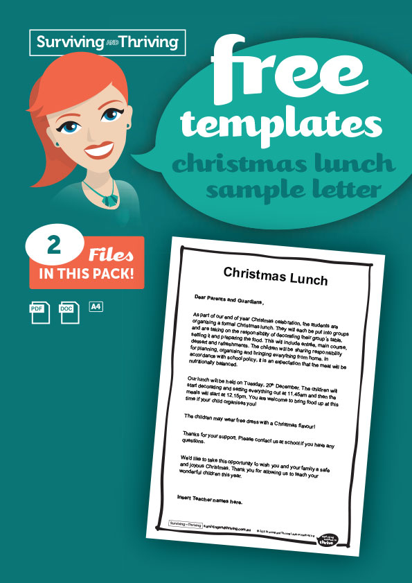 surviving-and-thriving-parent-communication-sample-christmas-lunch-letter-product-image