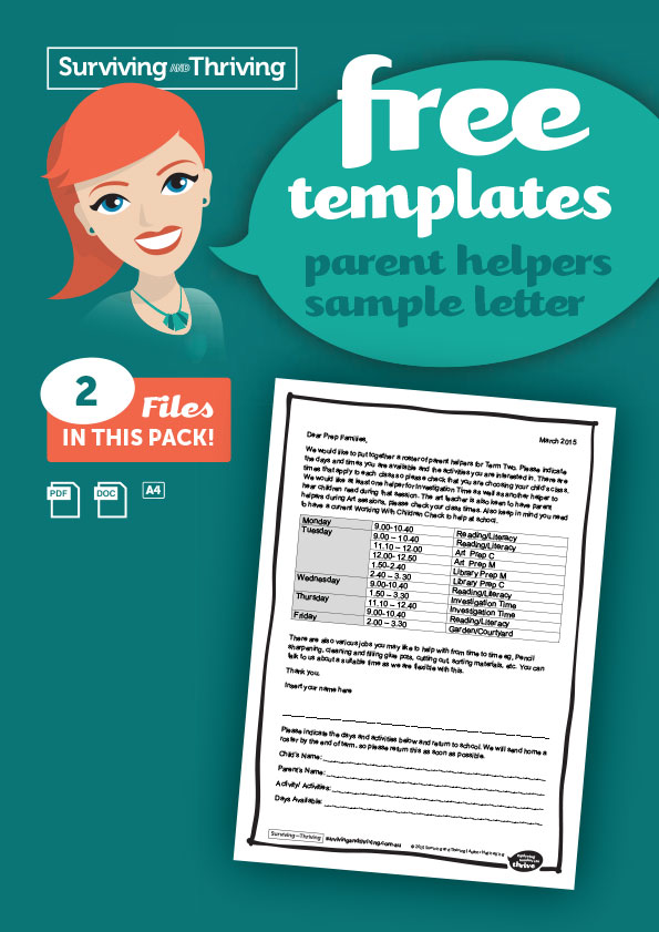 surviving-and-thriving-parent-communication-sample-parent-helpers-letter-product-image
